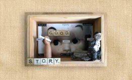 Good story(14x23x17cm)_jute